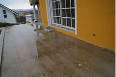 terrasse gefälle vorschrift normen bei betonterrasse bauforum auf energiesparhaus at