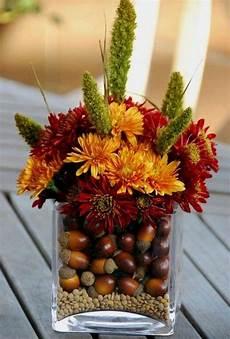Herbstdeko Aus Naturmaterialien - herbstdeko ideen mit naturmaterialien 60 kreative ideen