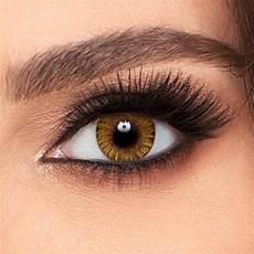 freshlook one day hazel color contact lenses gcc