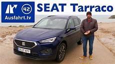 2019 Seat Tarraco 2 0 Tdi 150 Ps Mt6 Style 7 Sitzer