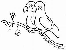 Bagaimana Cara Gambar Burung Guru Paud