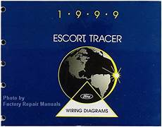 car owners manuals free downloads 1999 mercury tracer parental controls 1999 ford escort zx2 mercury tracer electrical wiring diagrams manual original factory