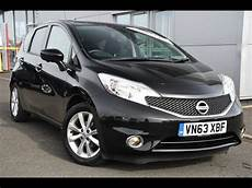 used nissan note 1 5 dci tekna 5dr black 2013