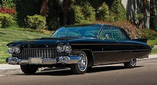 Roll Like A Mafioso Kingpin In This 1959 Cadillac Eldorado