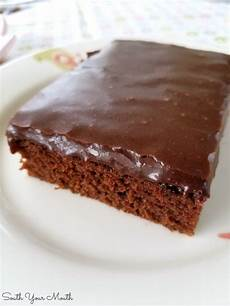 south your the best chocolate sheet cake