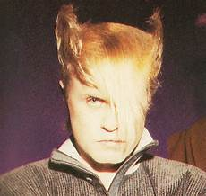 Flock Of Seagulls Hairstyle
