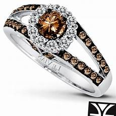 chocolate diamonds fashionable chocolate diamond engagement rings