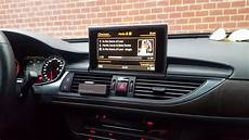 audi a6 4g non facelift 2012 rmc version converted to mib