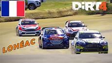 dirt 4 rallycross dirt 4 world rallycross loh 201 ac