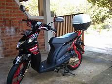 Modifikasi Motor Nex by Kumpulan Foto Hasil Modifikasi Motor Suzuki Nex Terbaru