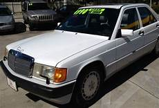 how make cars 1992 mercedes benz w201 interior lighting buy used 1992 mercedes benz 190e 2 6 sedan 4 door 2 6l one florida owner in west palm beach