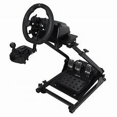 racing simulator steering wheel stand logitech g920