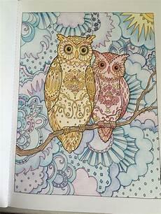 Eulen Malvorlagen Instagram Creative Owls 5 Ausmalbilder Eule Wenn Du Mal Buch