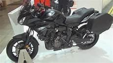 yamaha tracer 700 2017 exterior and interior in 3d