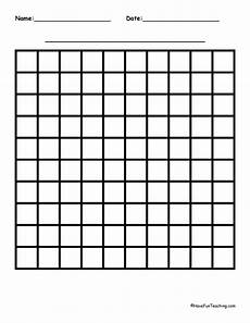 graphing paper worksheets 15686 10 by 10 blank graph paper teaching