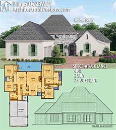 plan 510023wdy acadian beauty acadian house plans