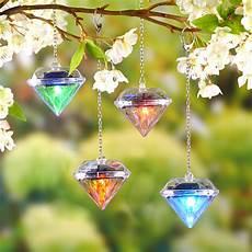 solar leuchten solarleuchten quot diamant quot 4er set artikelnummer 150280