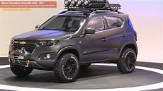 Review Of The Concept Chevrolet Niva Next Generation