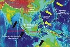 Globespotes Persebaran Gunung Berapi Di Indonesia