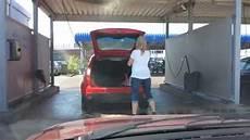 Auto Selber Waschen - frauen schocken doch immer wieder mit hochdruckreiniger