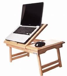 support ordinateur portable table de lit pliable pour pc portable notebook comfortable 15 table d ordinateur portable pour