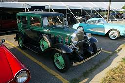 1932 Chevrolet Confederate Series BA At The Vintage Motor