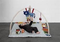 Franck Fischer Babyspyder Spielbogen Natur