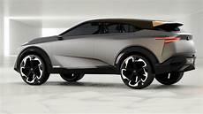 2020 nissan imq suv concept introducing