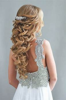 20 creative half up half down wedding hairstyles hi miss