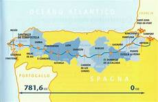 camino de santiago percorso quattro passi per santiago