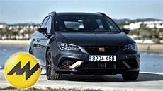 Der Neue Seat - der neue seat cupra r st fahrbericht motorvision