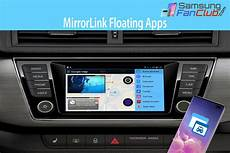 Mirrorlink Floating Apps For Auto Android Samsung