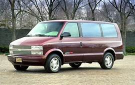 Used 1996 Chevrolet Astro Minivan Pricing & Features  Edmunds