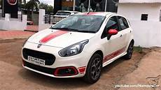 Fiat Abarth Punto Evo 2018 Real Review