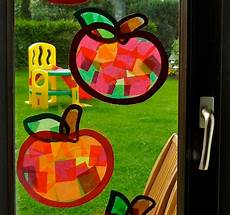 Herbst Basteln Kinder Fenster - 80 besten fensterbilder bilder auf