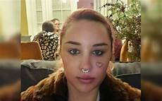 Amanda Bynes 2020 Amanda Bynes Got A Face Tattoo Fans Are Worried For Her