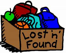Lost And Found Clipart