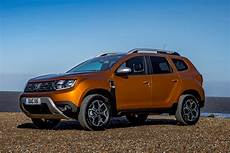 dacia duster suv review parkers