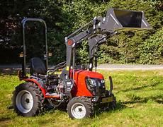 Tym Traktoren Vertrieb Aktion 2018 Tym Ts25h