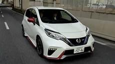 日産ノートe Power Nismo試乗 Nissan Note E Power Nismo Test Drive