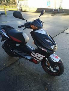 Yamaha Aerox 50cc Scooter Moped