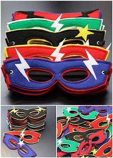 Masken N 228 Hen Masken Superhelden Superheld