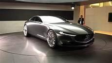 mazda vision coupe concept mazda 6 2020