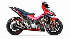 Modifikasi Mx 135 modifikasi jupiter mx 135