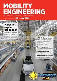 mobility engineering september 2015 187 download pdf magazines magazines commumity