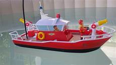 Ausmalbild Feuerwehrmann Sam Titan Fireman Sam R C Titan Boat Dickie Toys Unboxing And Pool