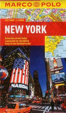 marco polo city maps new york marco polo city map other