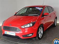 used ford focus cars for sale second nearly new