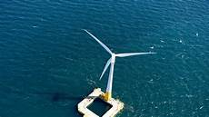 Energie L 233 Olienne Floatgen Vers Nazaire Tourne