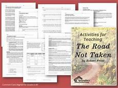 road not taken by robert frost activities quiz robert frost activities and robert ri chard